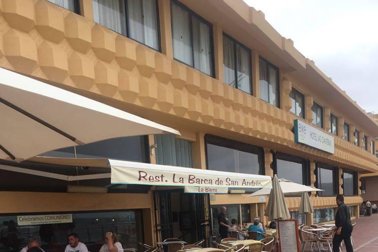 Restaurante La Barca de San Andrés