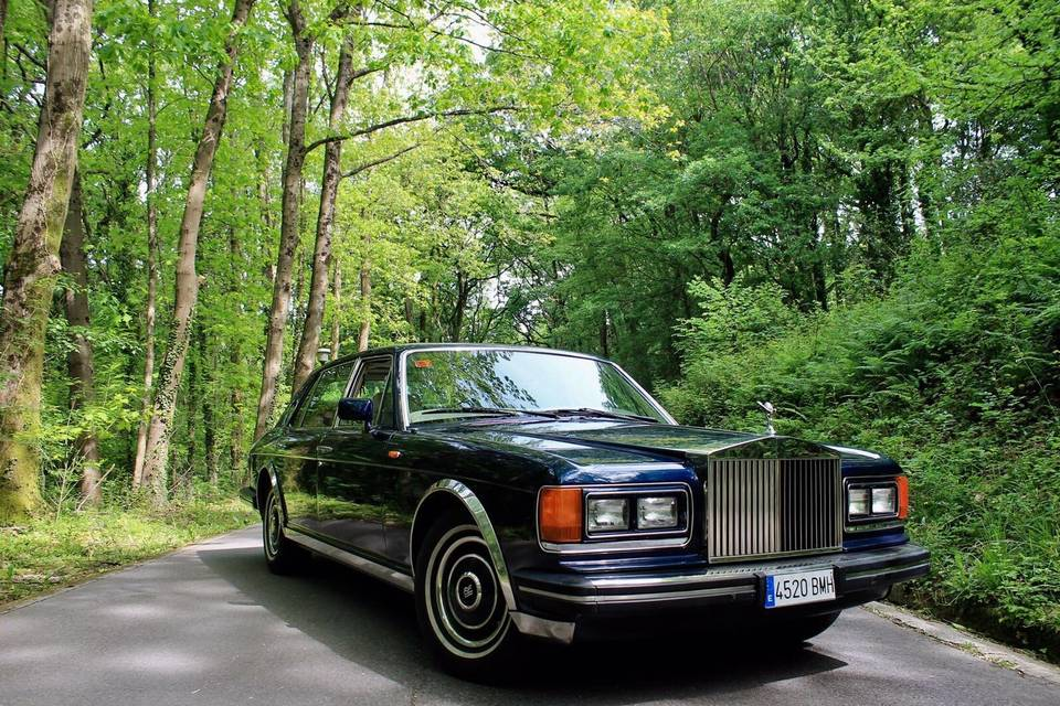 Tu magnífico Rolls Royce