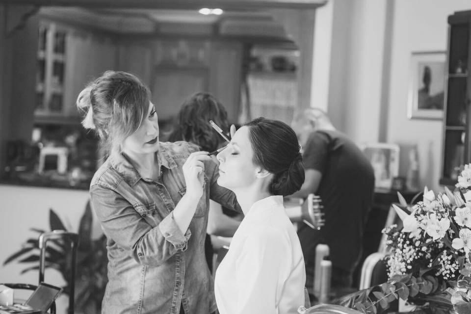 Lovely Makeup por Lorena Navarro