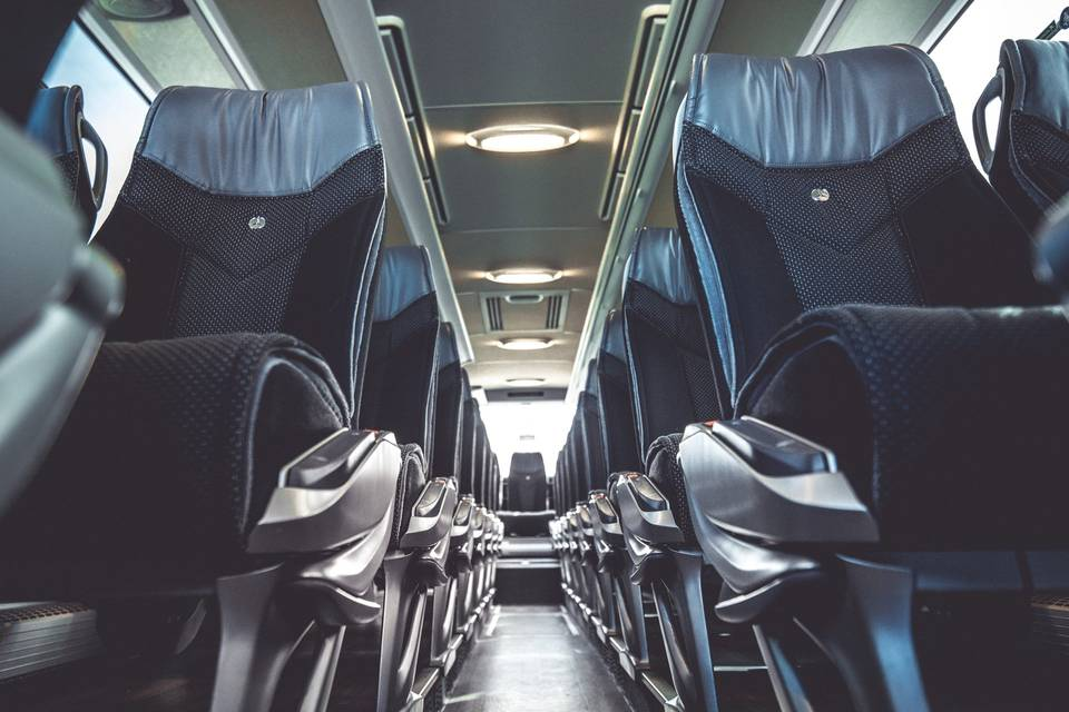 Interior Autocars Gamon