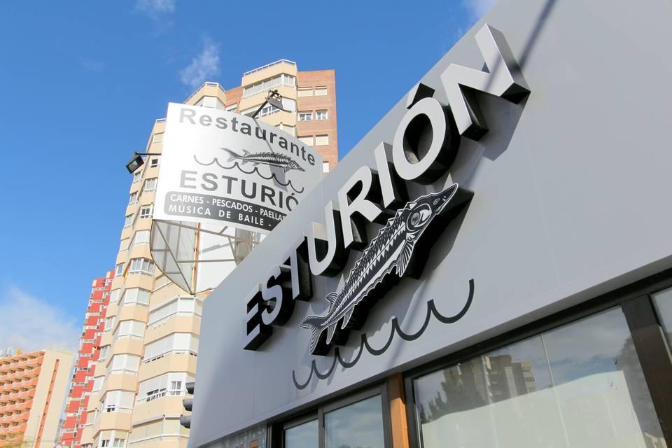 Restaurante Esturión