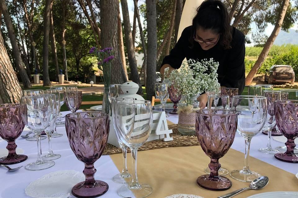Miss eventos y catering