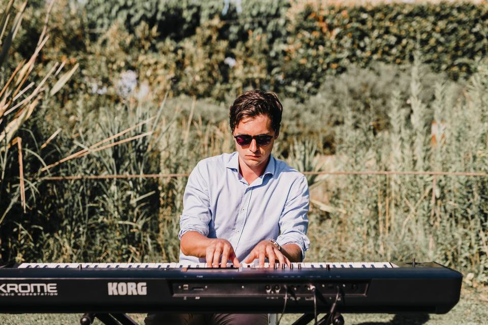 McRaise - Pianista