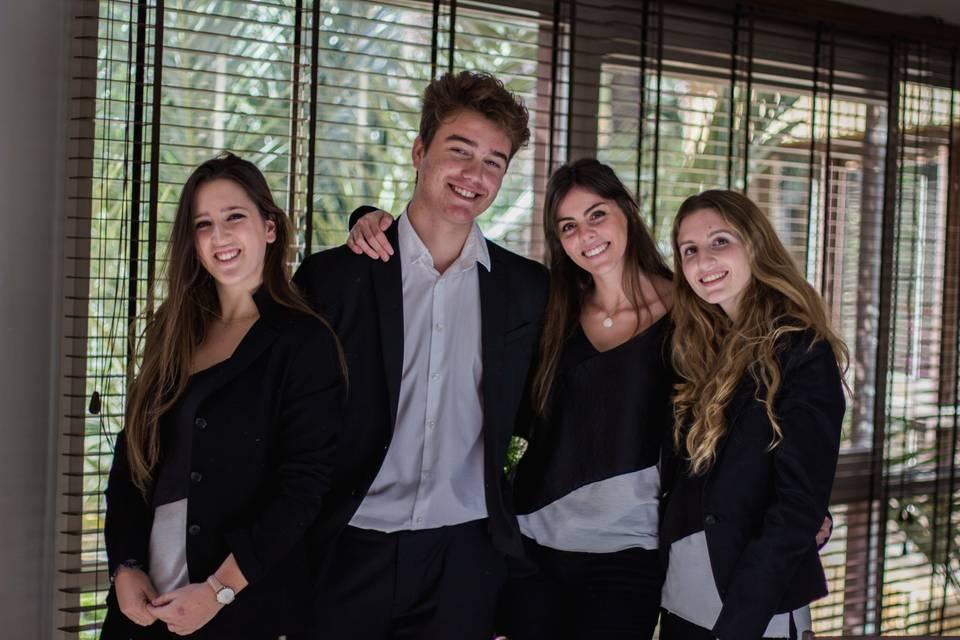Cuarteto Aram