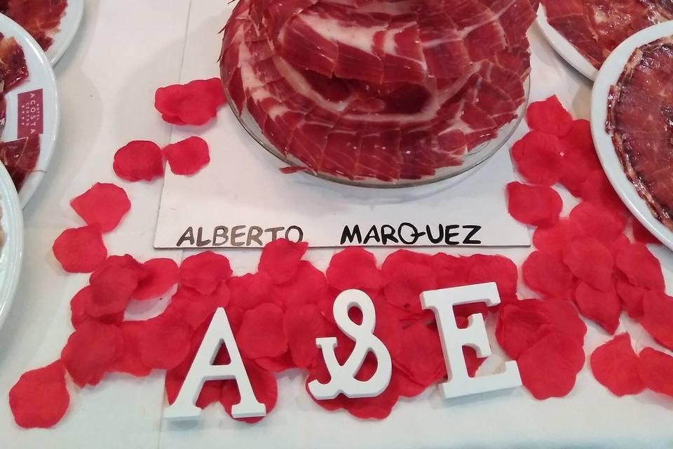 Alberto Márquez - Cortador de jamón