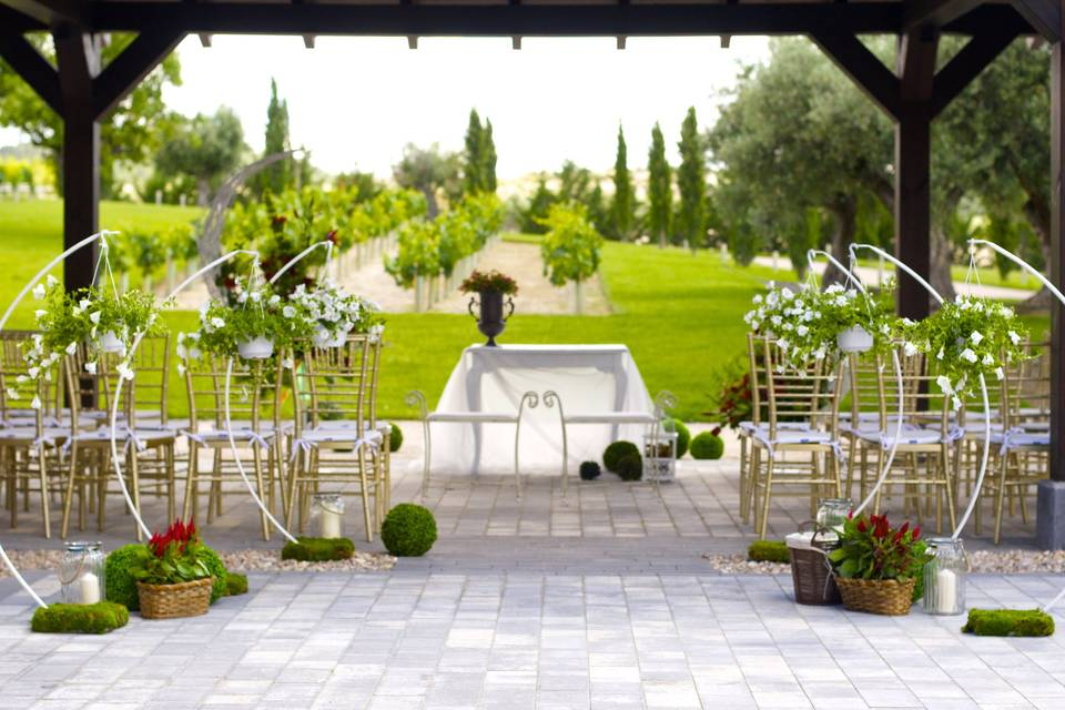 Casa del Valle by Catering Oleanto